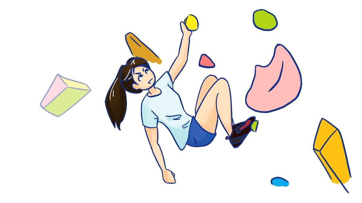 ボルダリング健康
