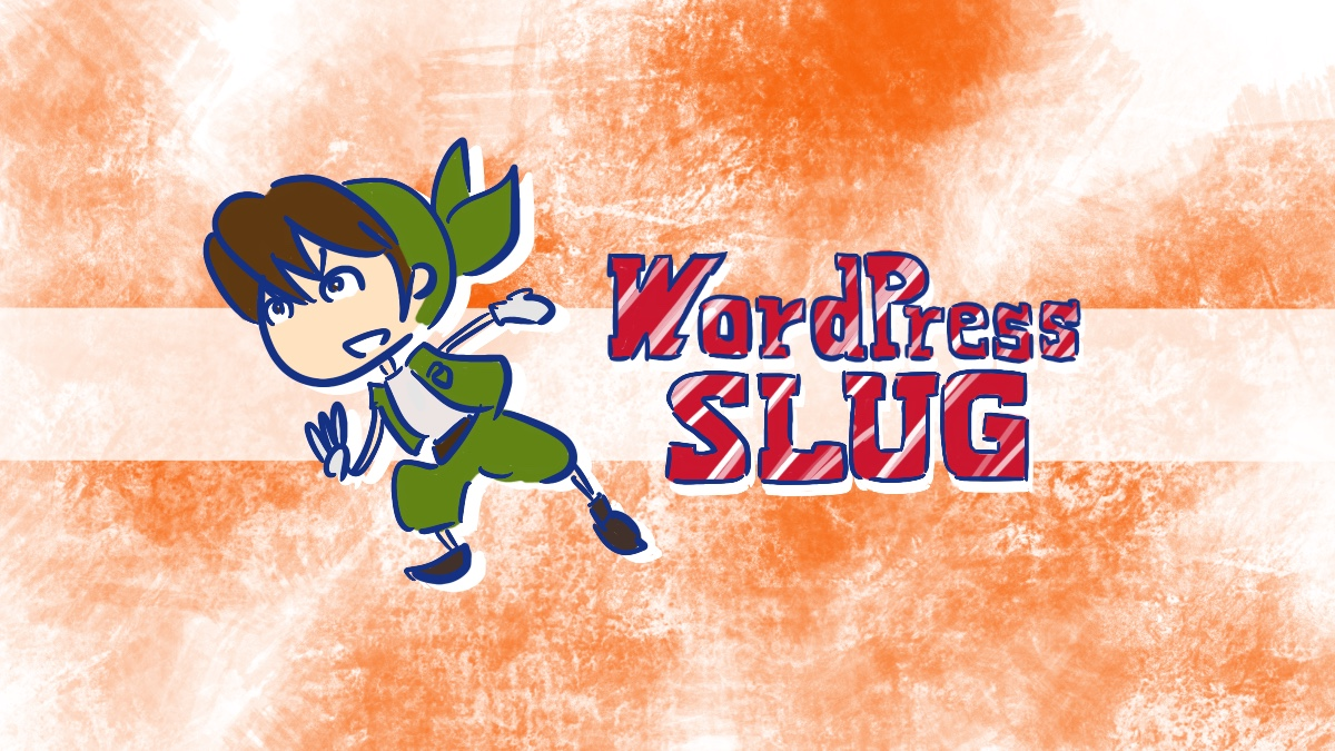 wordpress slug